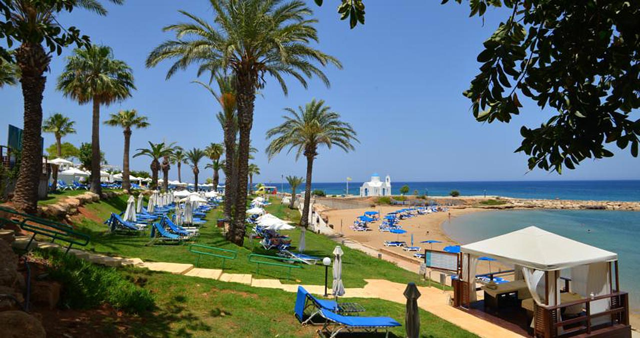 Golden Coast Beach Hotel Κύπρος