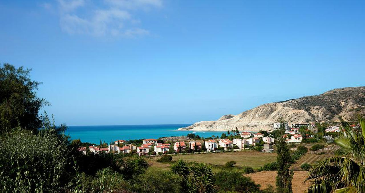 Skeleas Pissouri Appartements Chypre