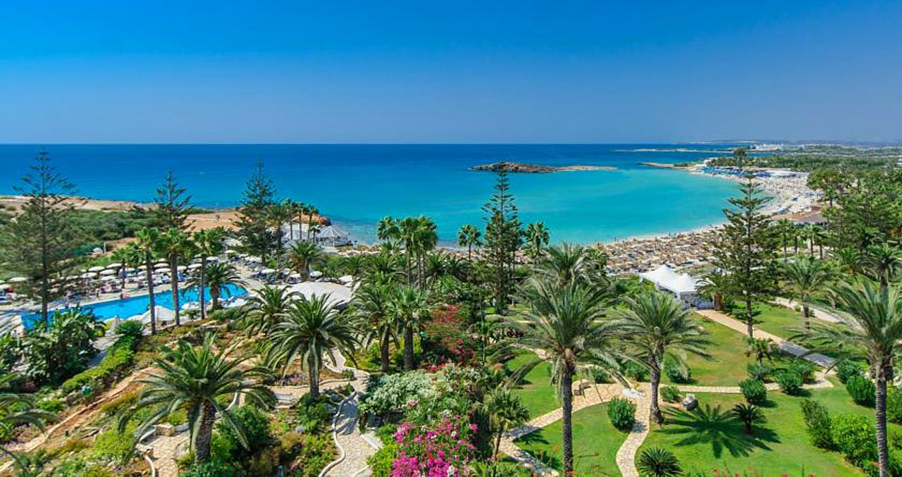 Nissi Beach Resort Chypre