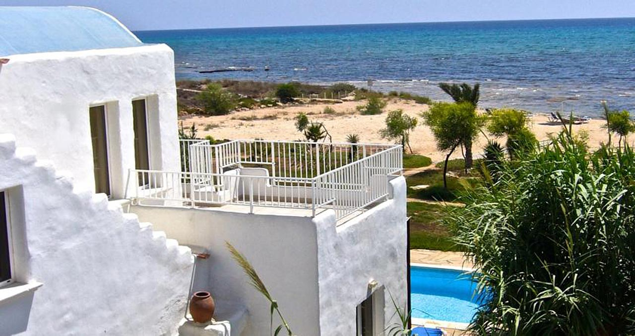 Thalassines Beach Villas Chypre