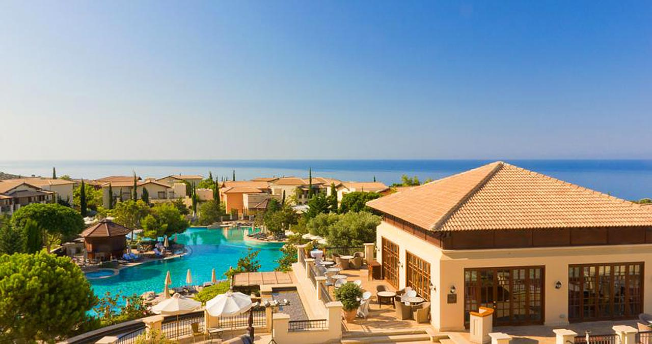 Intercontinental Aphrodite Hills Resort Hotel Zypern