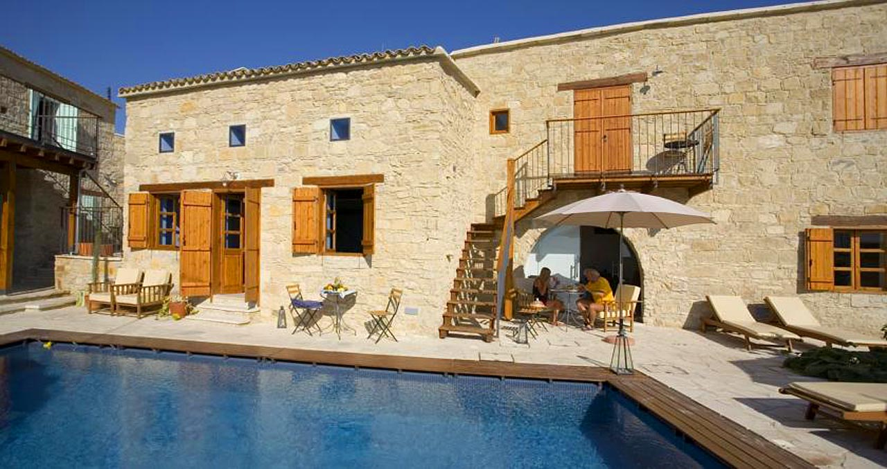 Evkarpos Country House Chypre