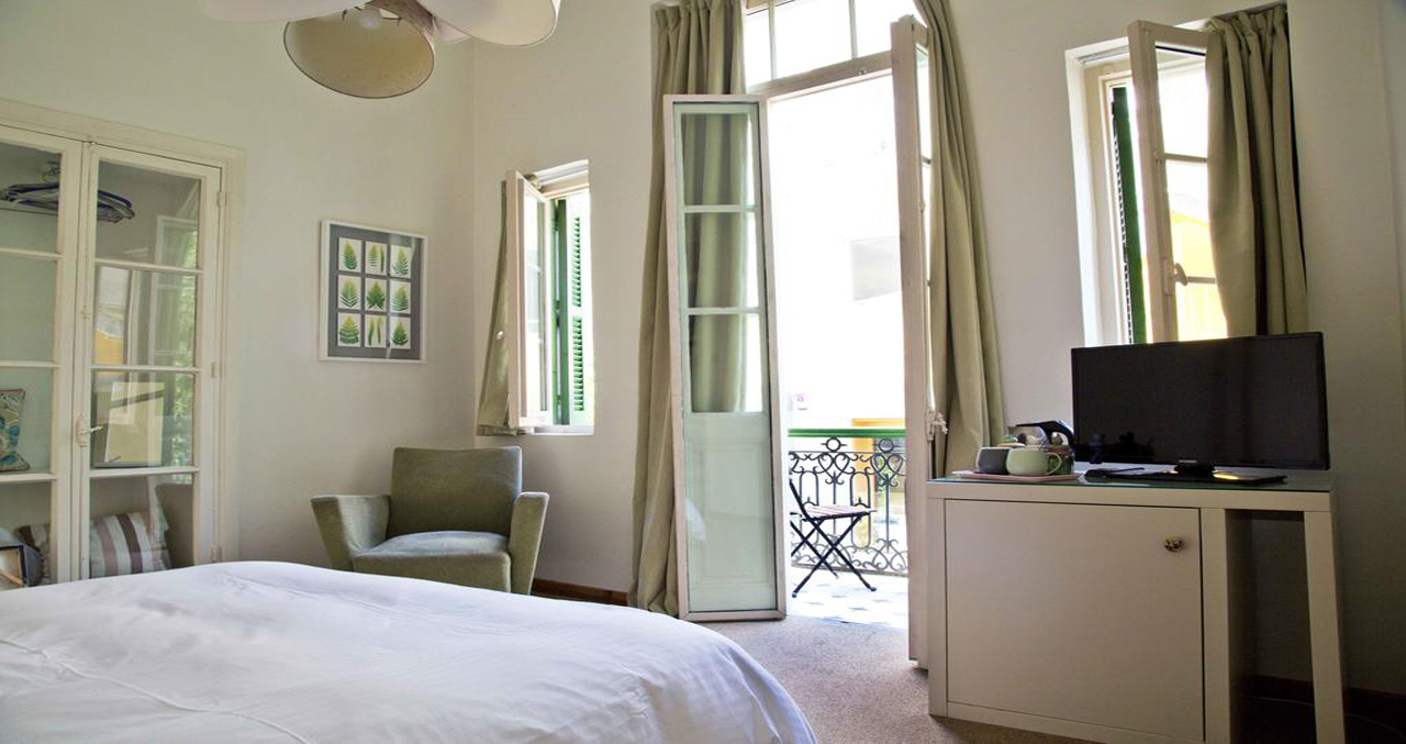 Le 3 Rooms Boutique Hotel