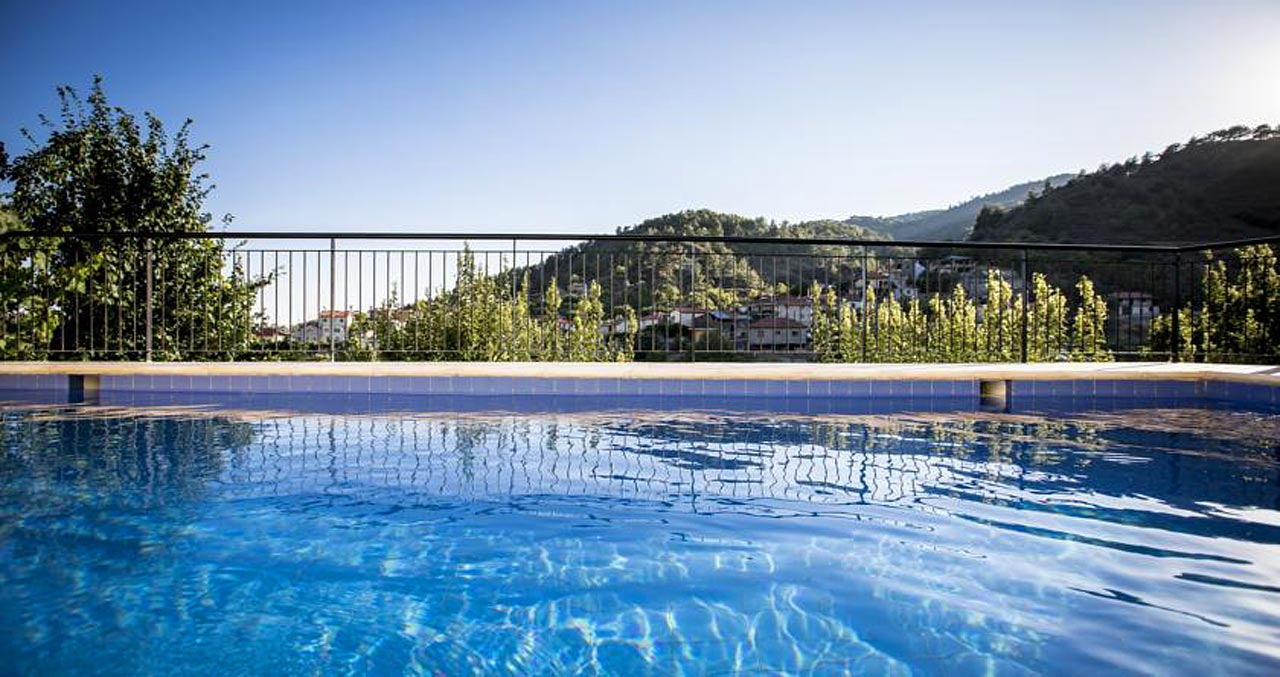 Ambelikos traditionnelle Agrohotel Chypre
