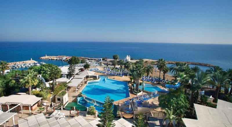 Golden Coast Beach Hotel Кипр