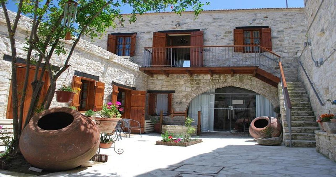 Vavla Rustic Retreat Chypre