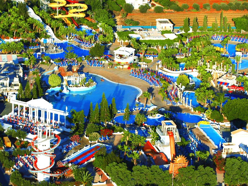 Ayia Napa WaterWorld