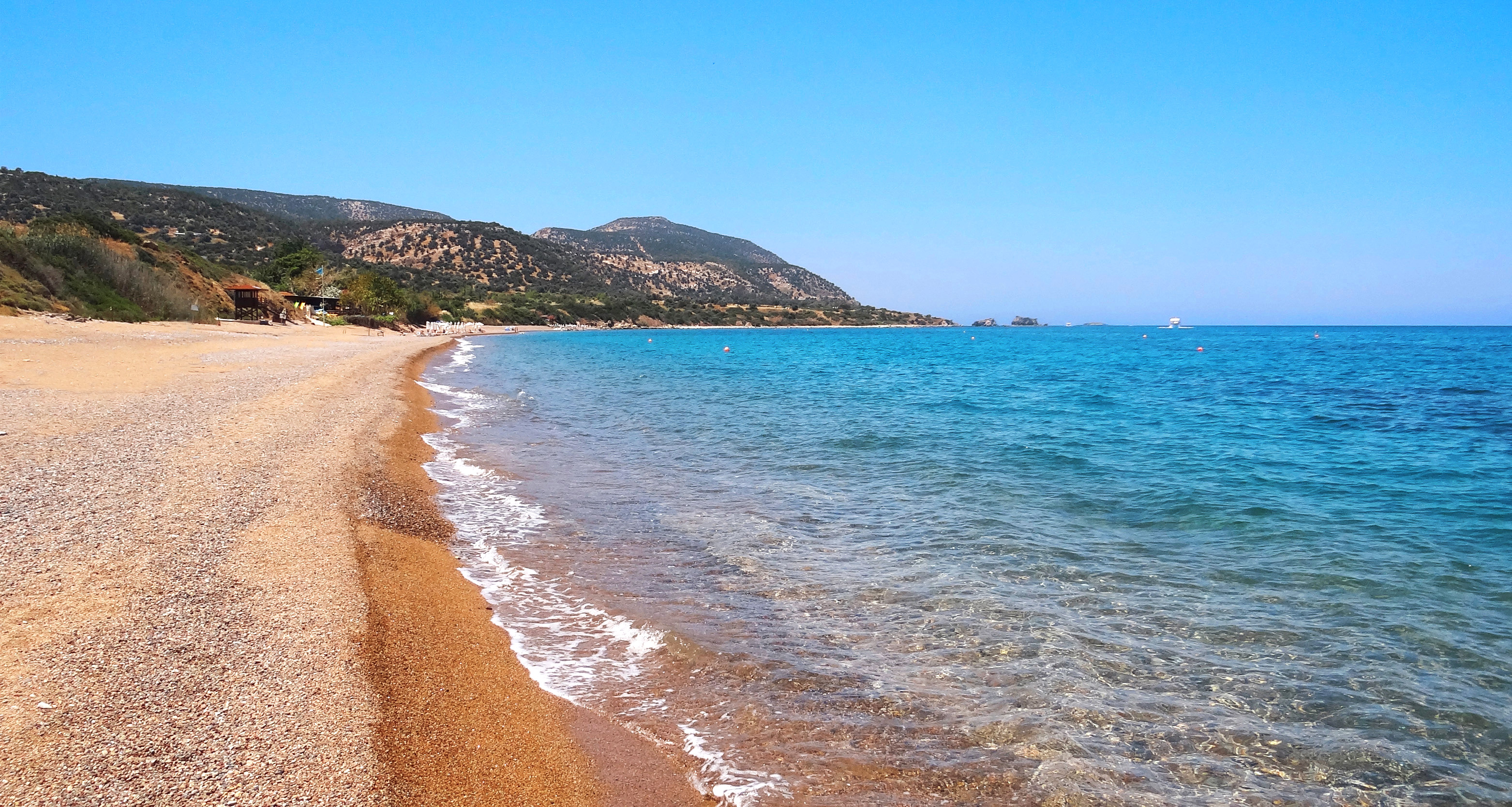 ASPROKREMMOS (Yiannakis) BEACH -  POLIS  (PAPHOS DISTRICT)