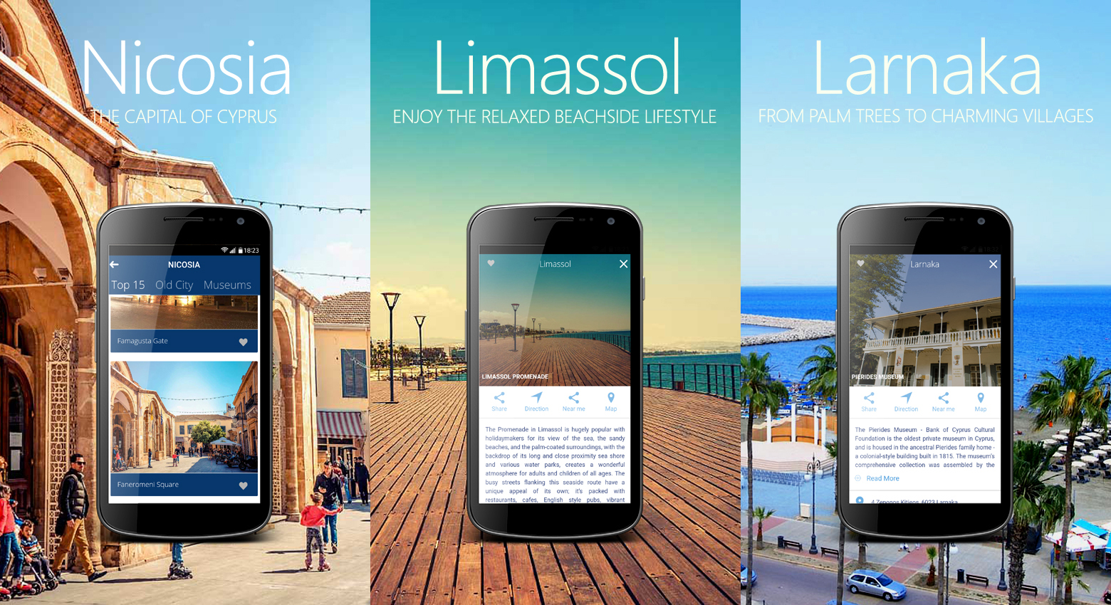 Choose your Cyprus APP5