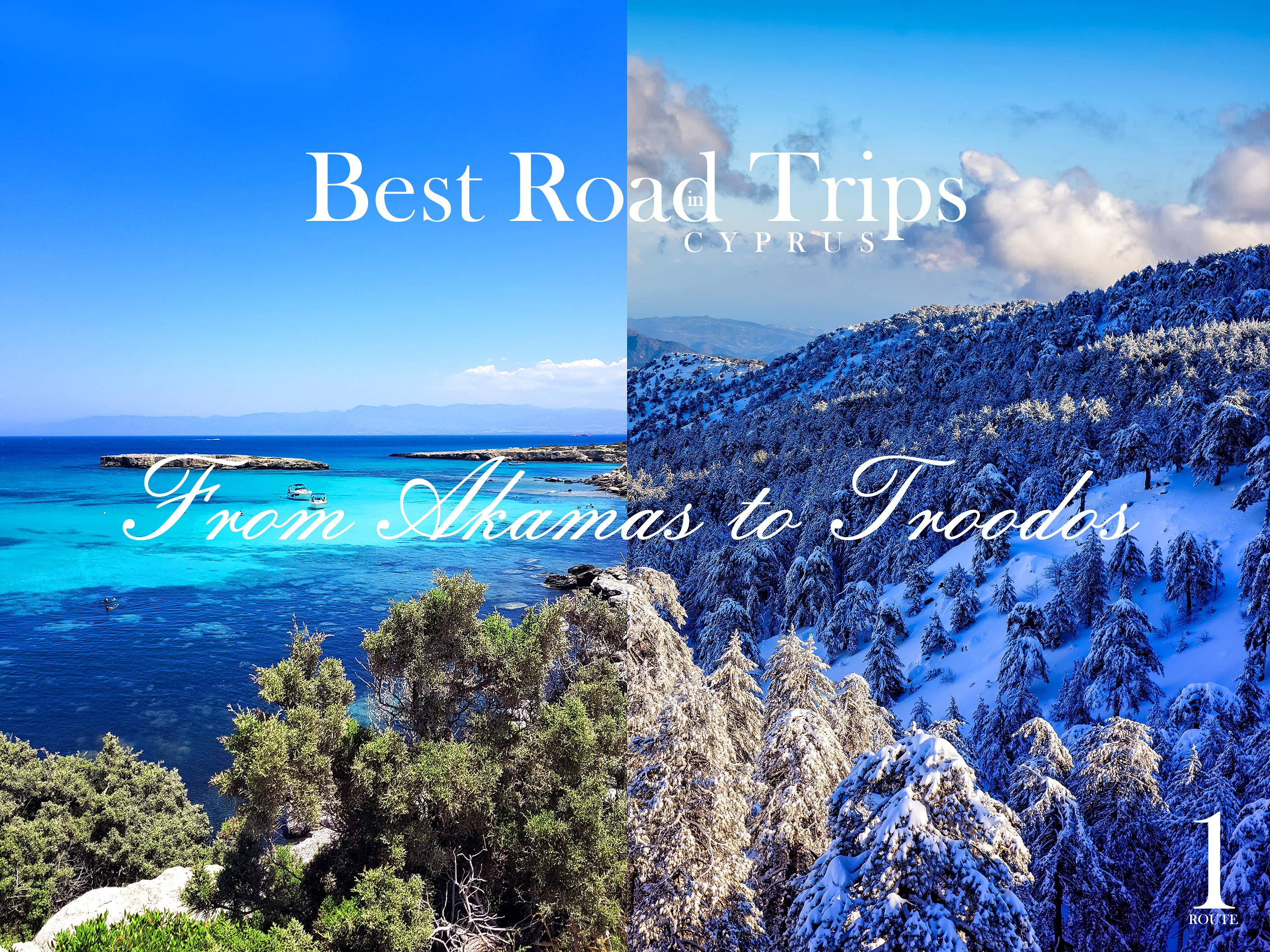 BEST ROAD TRIPS IN CYPRUS 1