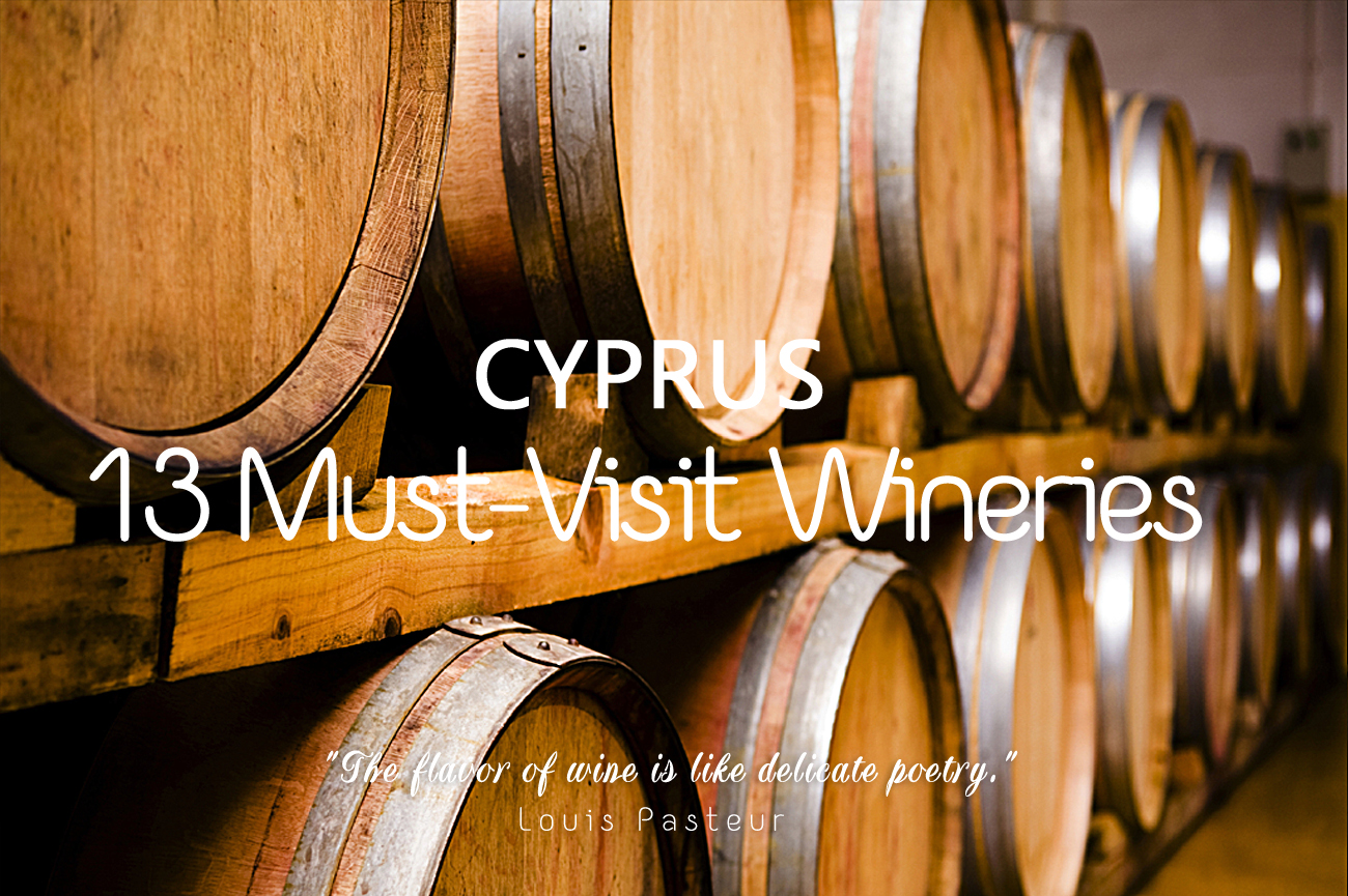 12 MUST-VISIT WINERIES IN ZYPERN
