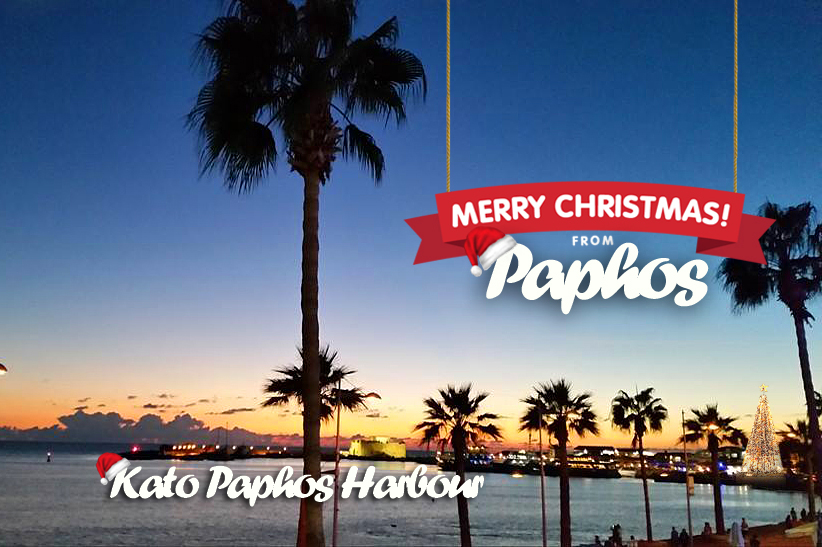 CHRISTMAS EVENTS IN PAPHOS