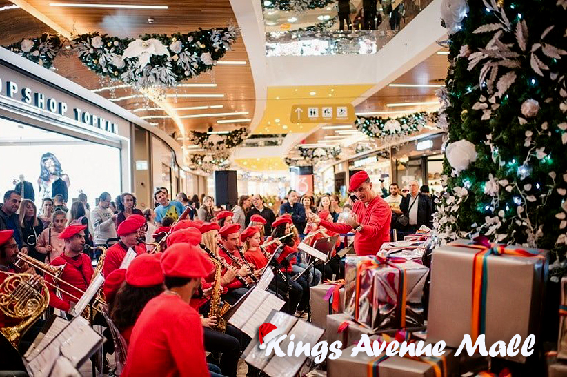 NATALE Shopping a Paphos