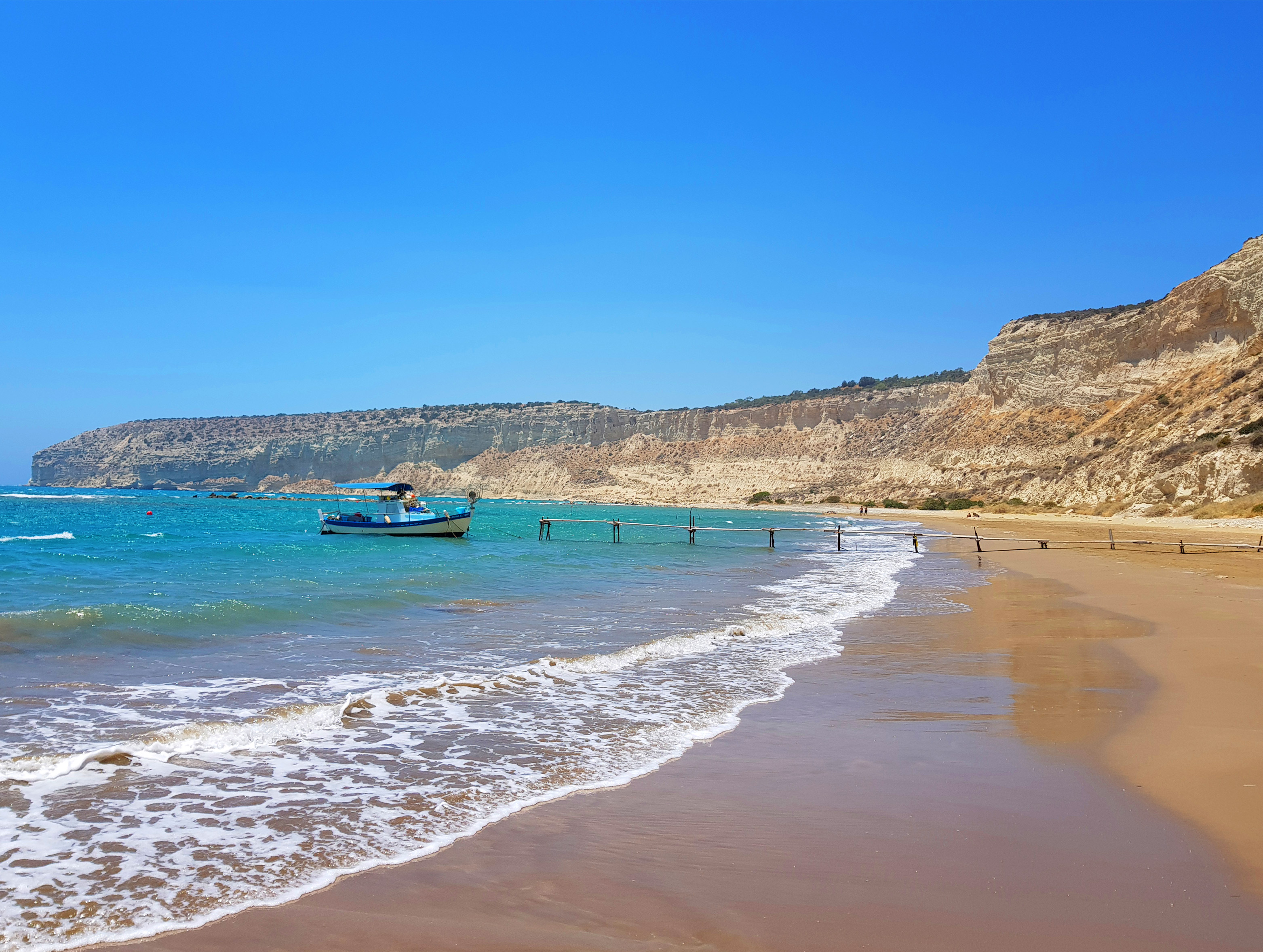 Zapalo Beach (Episkopi)