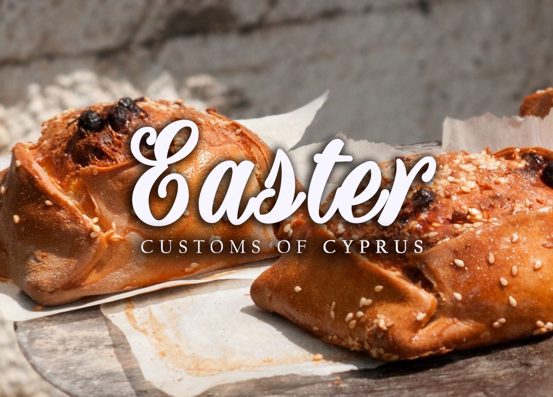 Easter Customs of Cyprus Blog 2018