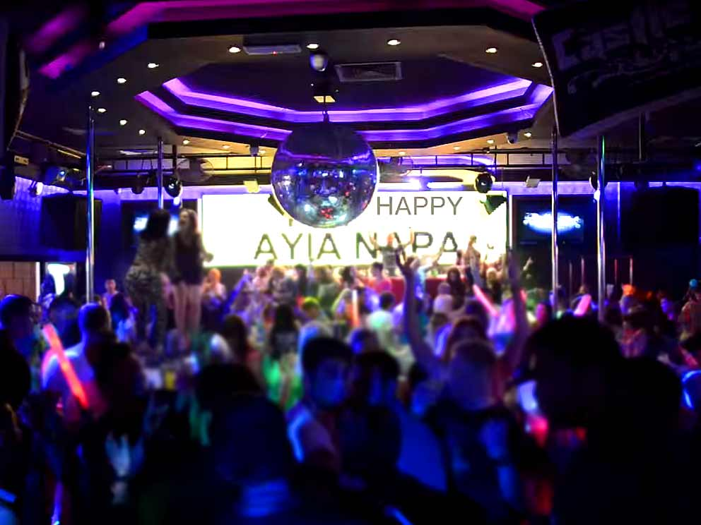 Nightlife in Ayia Napa