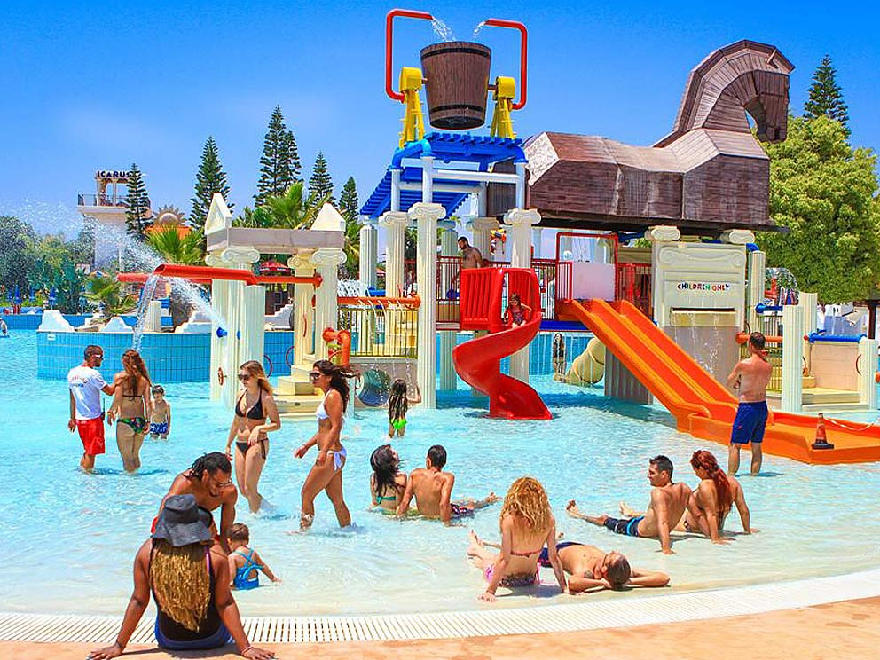 Ayia Napa Waterworld (parc aquatique)