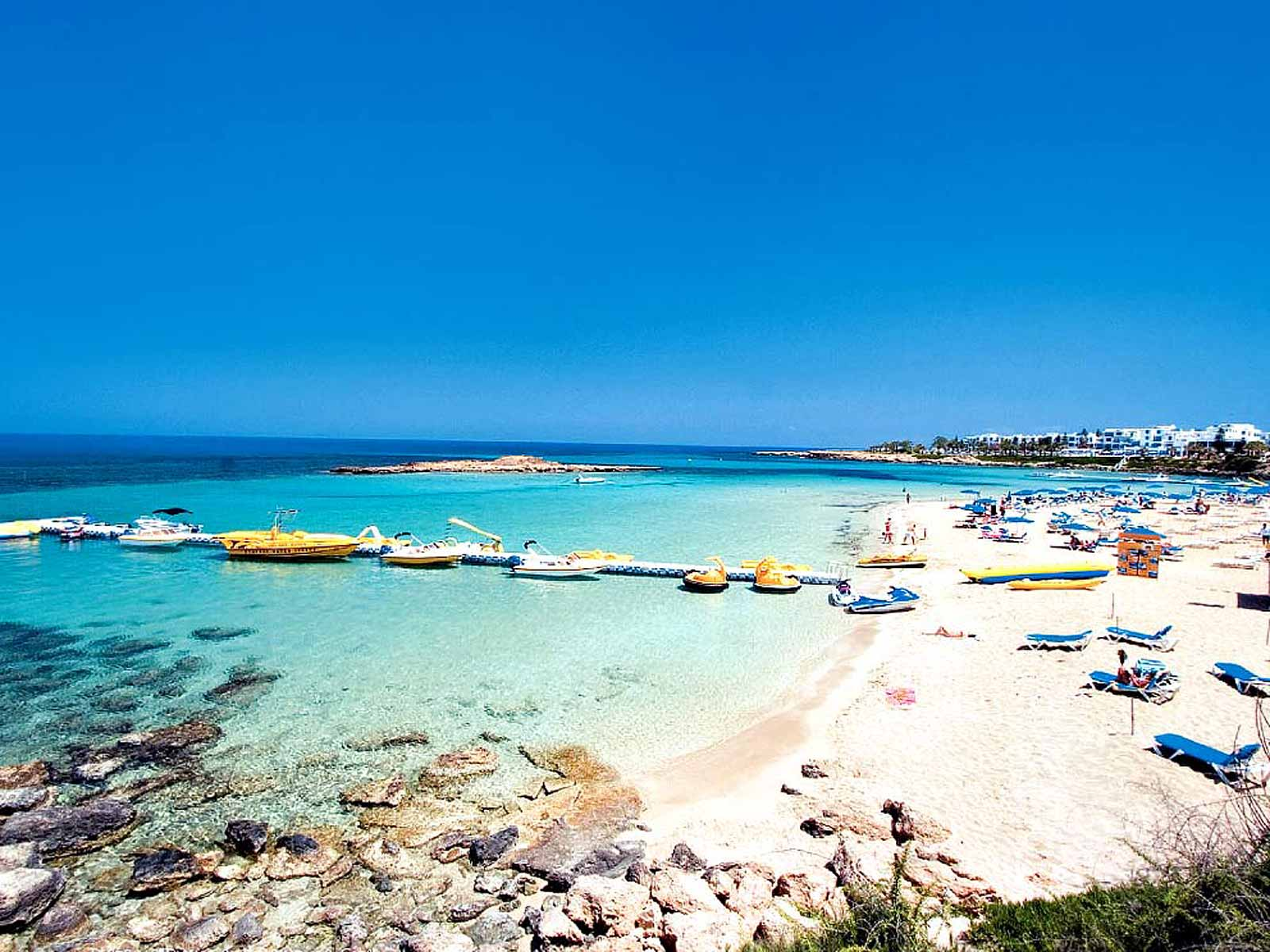Protaras Beaches