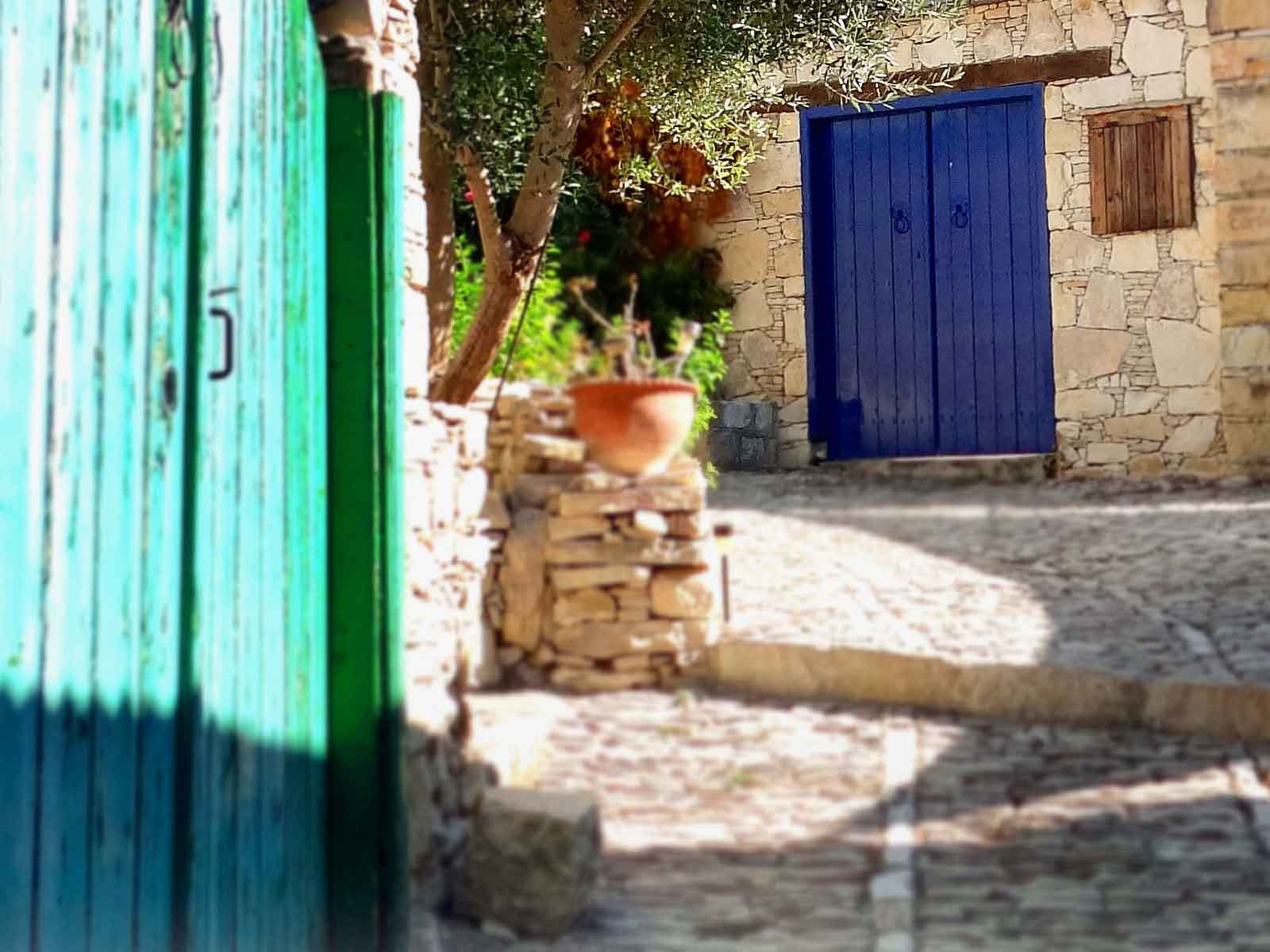 Limassol Villages (Agrotourism)