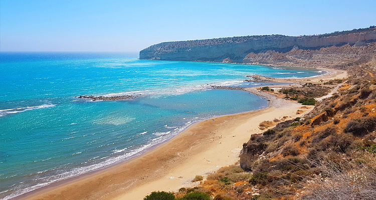 Episkopi Bay (Tripiti - Zapalo Beach)