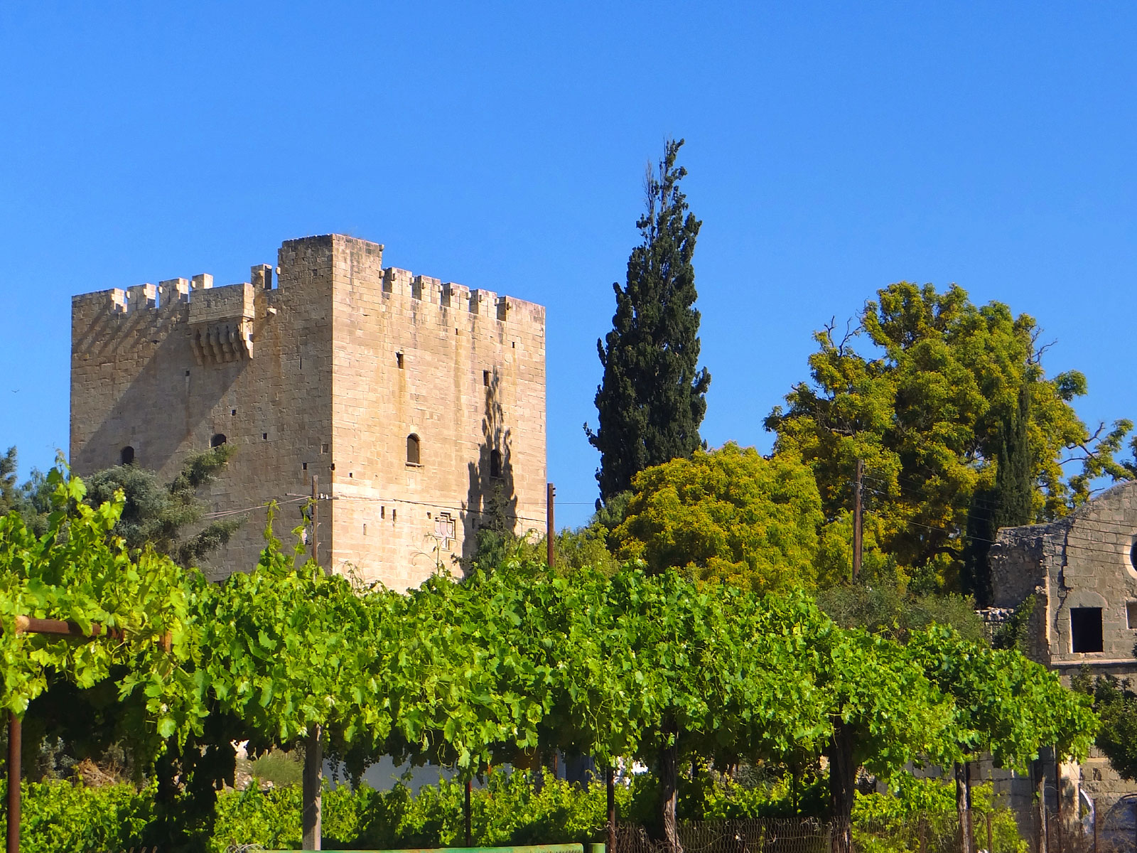 Koumandaria Wine Route