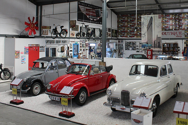Klassik & Historic Car Museum