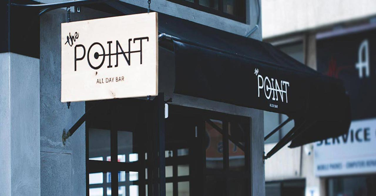 THE POINT, ALL DAY BAR