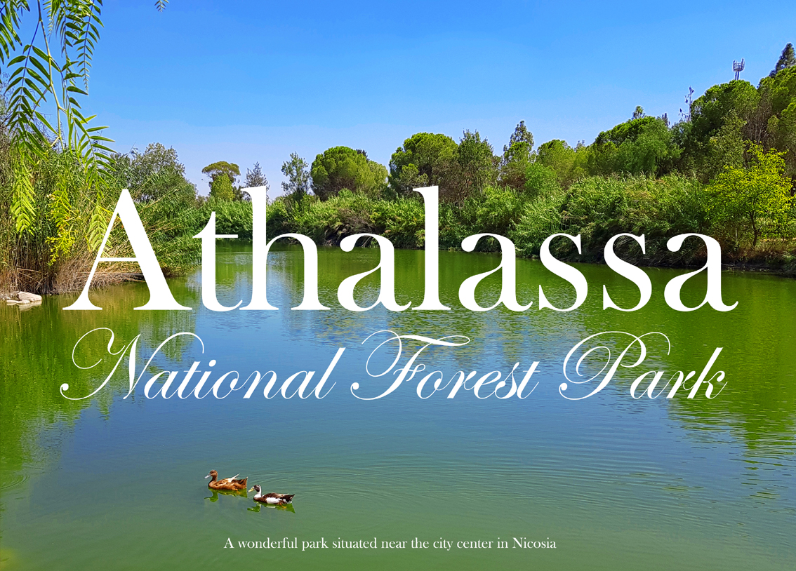 Parc forestier national d'Athalassa