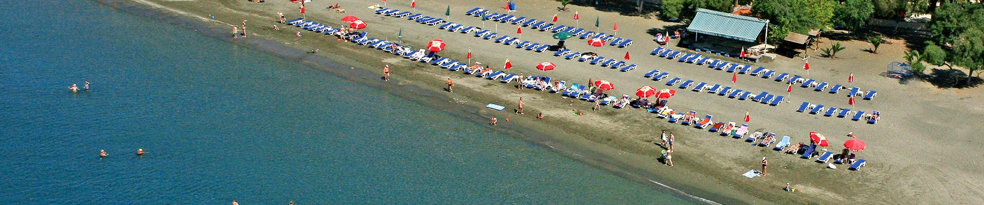LIMASSOL BEACHES